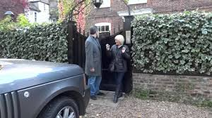 george michael house george michael leaving his home for the royal albert hall youtube