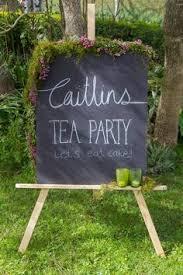 garden party inside indoor garden tea party original post found
