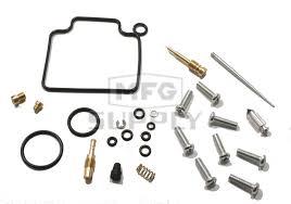 complete atv carburetor rebuild kit for 04 07 honda trx400fa