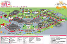 State Fair Map by The Big E 2016 Map Of The Fairgrounds And Quick Guide On Where