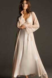 nightgowns for brides gallery bridal nightgown and robe black hairstle picture