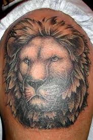 kynuado lion tattoos