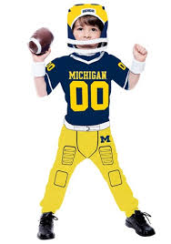 Football Halloween Costumes Toddlers Baby Sports Costumes Costumelook