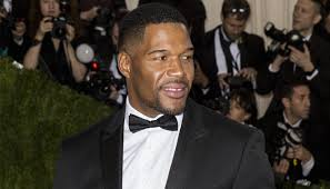 michael strahan new haircut michael strahan has one diet rule and it s actually quite ge