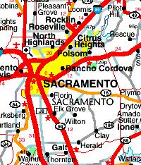 california map in usa map of california road map of california usa