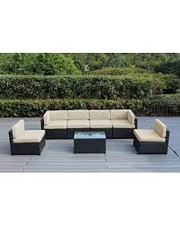 Outdoor Patio Furniture Sectionals Check Out These Bargains On Ohana Mezzo 7 Piece Outdoor Wicker