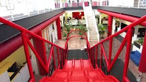 youtube offices sliding down youtube hq slide youtube