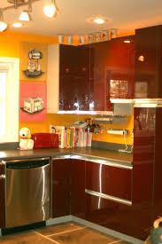 chi cabinets european contemporary hi gloss kitchen by kraftmaid