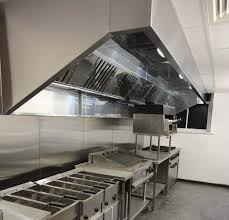 kitchen ventilation and kitchen canopies dolphin fabrications