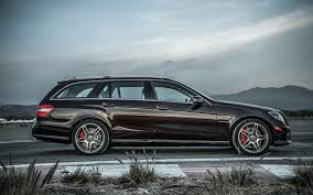 2012 mercedes benz e63 amg wagon first test motor trend