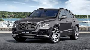 bentley startech 2017 startech bentley bentayga front three quarter hd