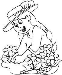 summer coloring pages free coloring