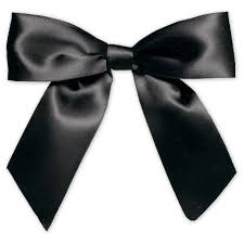 gift wrap bows gift wrap bows black pre satin bow bow261 39 by bags bows