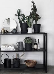 Wall Shelves Decor by Best 25 Black Shelves Ideas On Pinterest Black Floating Shelves