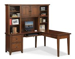 Home Computer Desk With Hutch by Home Office Furniture Value City Value City Furniture