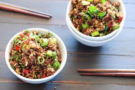 comment cuisiner quinoa cuisiner quinoa 58 images poêlée de quinoa aux légumes et aux