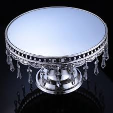 european style silver plated cake cake dessert table ornaments