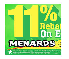 menards gift registry wedding menards weekly ad january 15 21 2017 11 rebate sale http