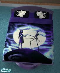 home nightmare before bedroom set amazing bedding