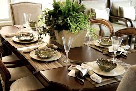 table setting dining table setting stock photo paulmhill 10631897