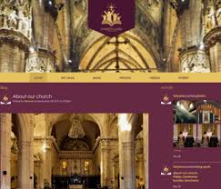 design your own church fans create a music website with a perfect music website builder ning