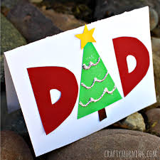 christmas card for kids to make chrismast cards ideas