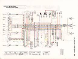 kz750 wiring diagram on kz750 images free download wiring