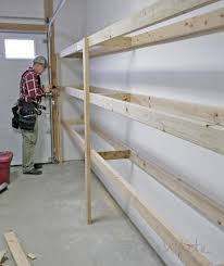 Build Wood Shelves Your Garage by Diy Garage Storage Favorite Plans Ana White Woodworking Projects