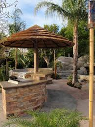 Tiki Outdoor Furniture by Outdoor Kitchen Bars Pictures Ideas U0026 Tips From Hgtv Hgtv