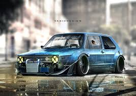 volkswagen golf mk1 modified photo collection vw golf mk1 tuning