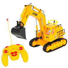 american plastic toys groundbreakerz truck and loader set color