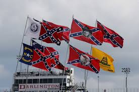 With All Flags Flying Nascar U0027s Confederate Flag Conundrum Sbnation Com