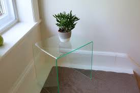 acrylic side tables from only 32 gb made by wrights gpx