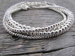 sterling bead bracelet images Sterling silver bead bracelet 2mm bracelet sterling silver jpg