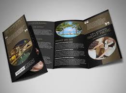 fancy brochure templates five luxury hotels brochure template mycreativeshop