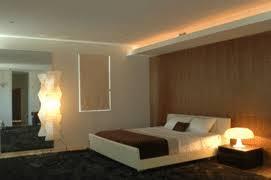 eclairage chambre led cas d usage éclairage de corniche pour une chambre d hôtel