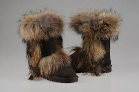 ugg rockville sale ugg fox fur boots 5825 chocolate 201 78 boots fur