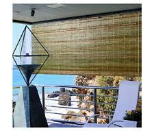 Outdoor Bamboo Shades For Patio by Patio Blinds Ebay