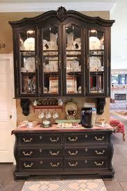 curio cabinet curio cabinet repurposed small
