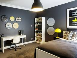 bedroom ideas for teenagers boys blue metal cabinet storage