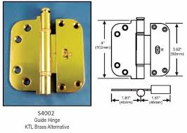 Patio Door Hinges S4002 Hoppe 2 D Horizontal Adjustable Door Hinge Guide Hinge 850