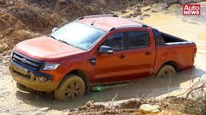 Ford Ranger - ford ranger im test offroad ein echter kerl youtube