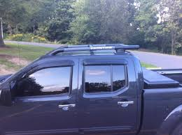 2003 Nissan Frontier Roof Rack by Tundraman10 2011 Nissan Frontier Crew Cabpro 4x Specs Photos