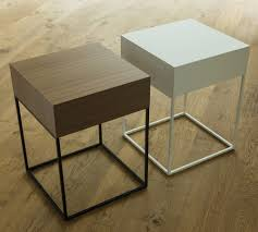 Cube Side Table Side Table