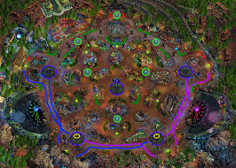 League Of Legends World Map by Dominion U0027s Gameplay And Balance Need An Update