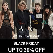armani exchange black friday black friday offers metquarter