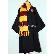 christmas gift harry potter gryffindor uniform magic robe