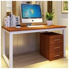 Computer Schreibtisch Moderne Metall Computer Pc Home Office Schreibtisch Studie
