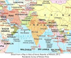 where is on the map where is pakistan on the map roundtripticket me
