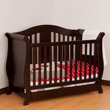 Stork Craft 4 In 1 Convertible Crib Stork Craft 04587 22 Vittoria 3 In 1 Fixed Side Convertible Crib